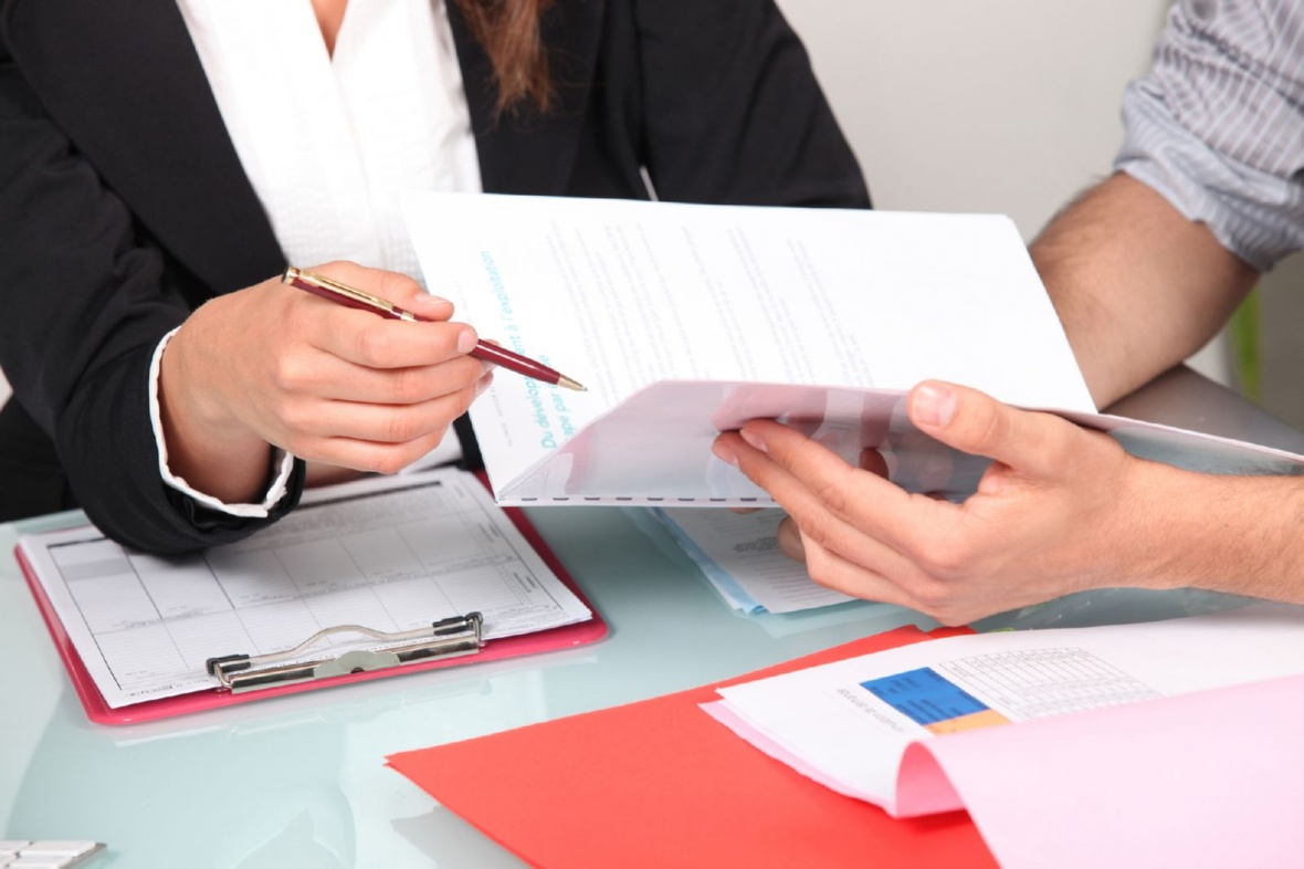 Подготовка документов на оформление кредита