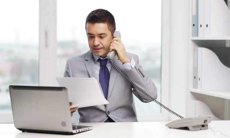 Заполнение заявки на звонок от сотрудника банка